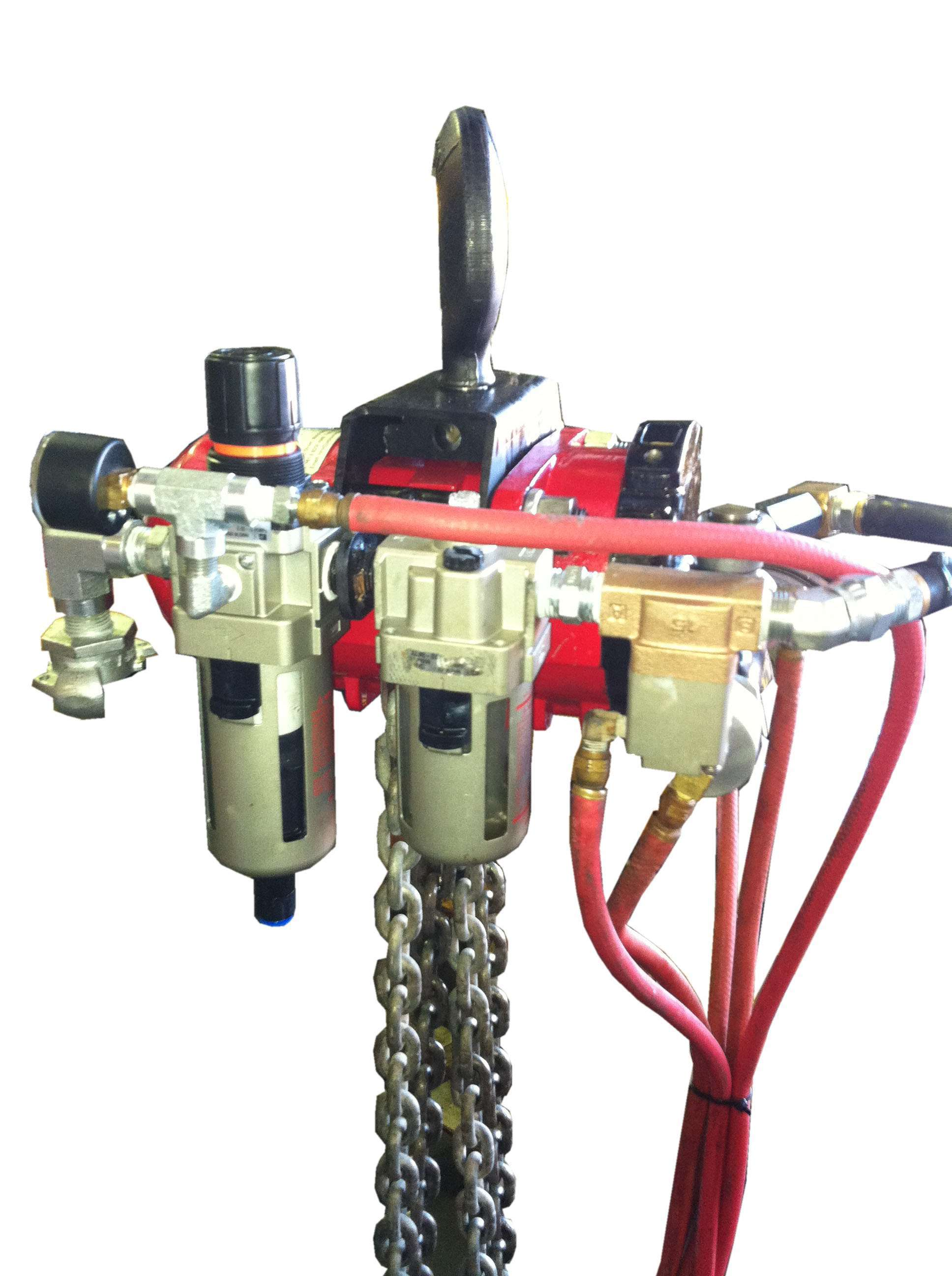 Air Chain Hoist | Jacks Winches