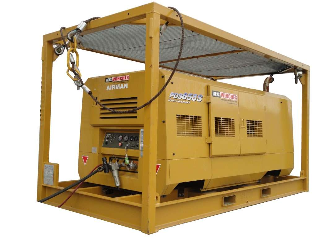 Air Compressor Equipment Archives | Jacks Winches