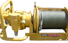 Man Riding Winches