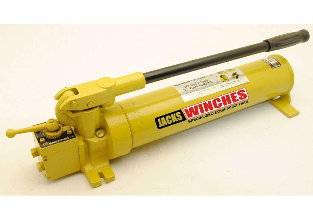 Hydraulic Pumps Jacks Winches