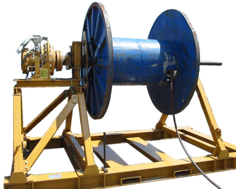 Wire Rope Spools Images.Contact Us Assembly Gallery. Electric Single ...