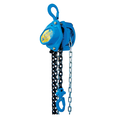 Manual Chain Hoists | Jacks Winches