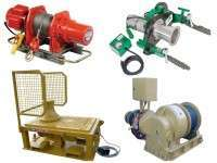 Electric Winches