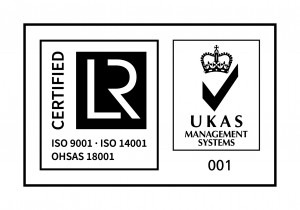 ISO 9001 AND ISO 14001 AND OHSAS 18001+UKAS-CMYK